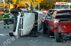 crashed into a parked car humboldt marin county hashish marijuana
